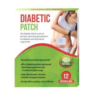 Diabetični obliži uravnavajo krvni sladkor