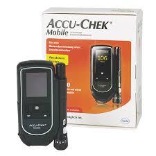 Accu-Chek Mobil-sladkorna bolezen